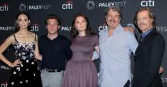 """Shameless"" cast at the 11th Annual PaleyFest Fall TV Previews held at The Paley Center for Media."