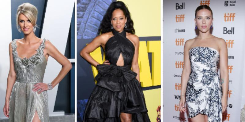 These Celebs Stunned In Oscar De La Renta On The Red Carpet