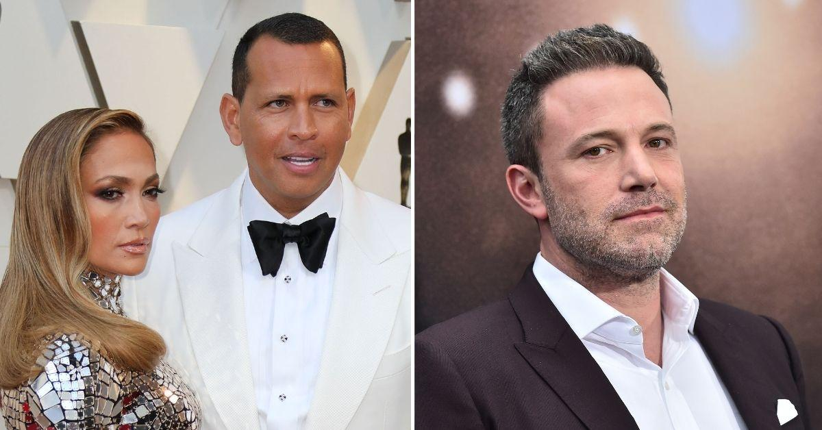 alex rodriguez saddened split jennifer lopez ben affleck reunion