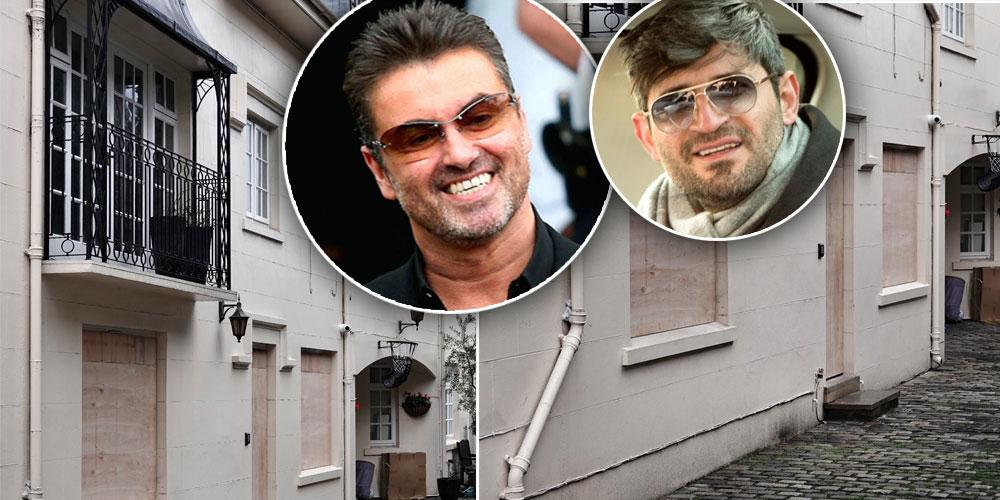 George Michael's Ex Fadi Fawaz Caught Breaking Into Late Star's Home