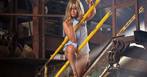Jennifer aniston stripper