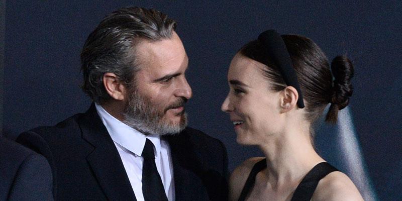 Rooney Mara and Joaquin Phoenix Welcome Baby Boy