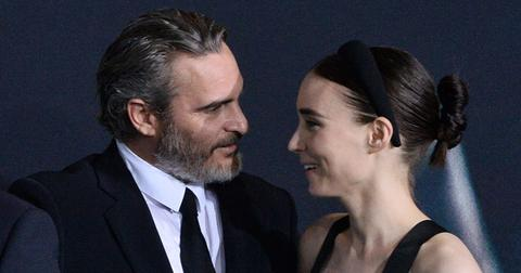 Rooney Mara and Joaquin Phoenix Welcome Baby Boy