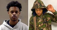 rapper silento arrested murder cousin frederick rooks pf