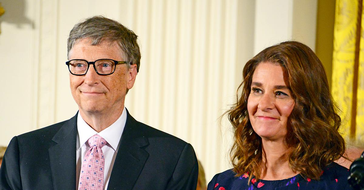 source reveals reasons why bill melinda gates divorcing rumors ex ann winblad