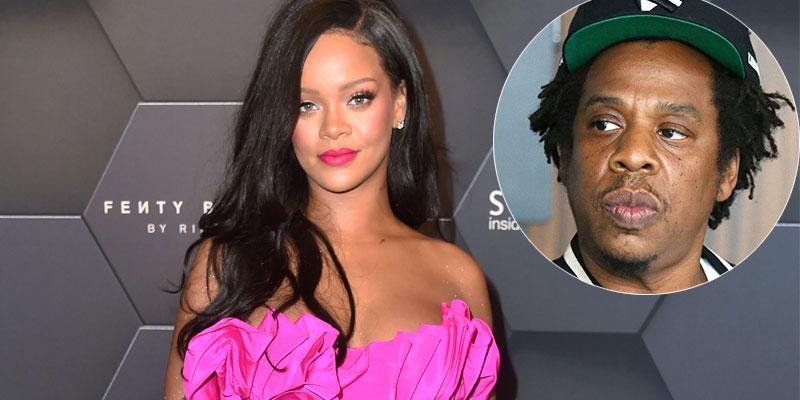 Rihanna Shades Jay-Z Super Bowl Halftime Performance 'Vogue'