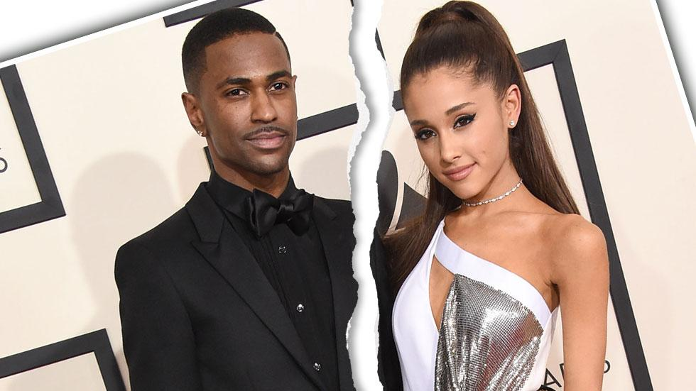 Ariana grande big sean break up