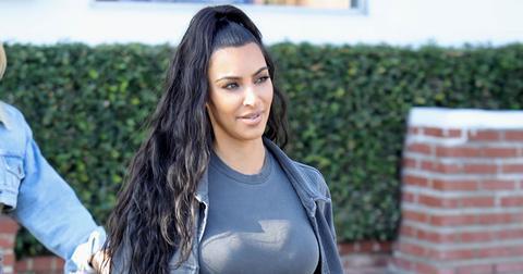 Kim kardashian reveals chicagos middle name main