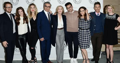 "Paley Center For Media Presents PaleyLive LA: An Evening With ""Schitt's Creek"" – Arrivals"