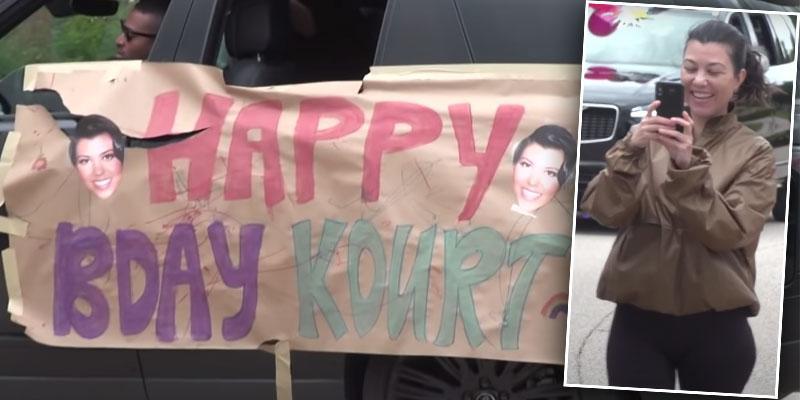Kourtney Kardashian Birthday
