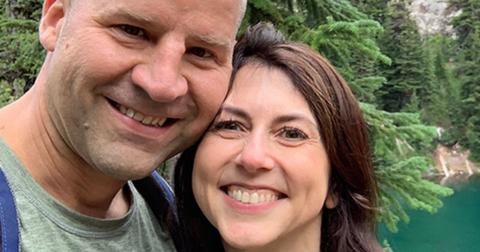 jeff bezos ex wife mackenzie scott marries teacher dan jewett