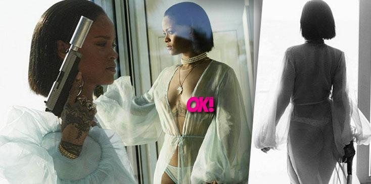 Rihanna Exposes Naked Body In Shocking New Music Video
