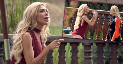 Farrah abraham feud mother debra on camera h