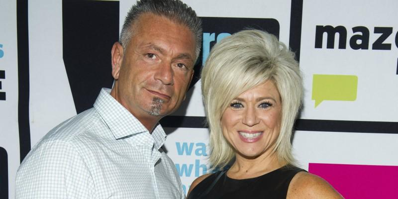 Teresa caputo long island medium divorce larry