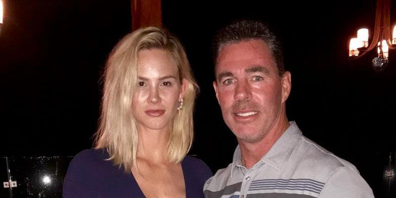 Meghan King Edmonds And Husband Jim Edmonds Pose Picture Therapy Texting Scandal