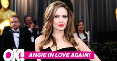 Angelina jolie in love again