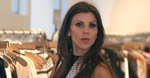 Exclusive… Heather Dubrow Drags Her Husband On Her Shopping Trip