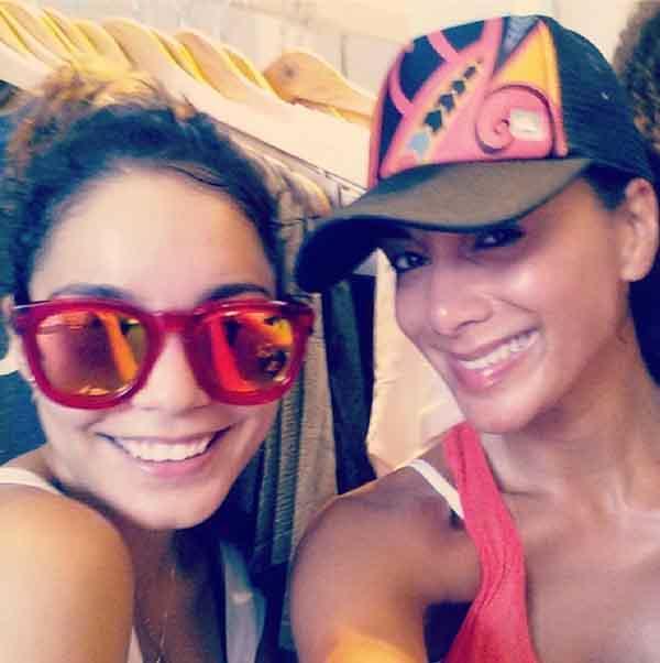 Nicole Scherzinger Vanessa Hudgens