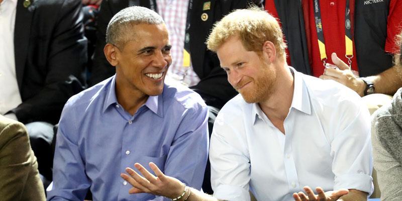 prince harry interviews barack obama video pp