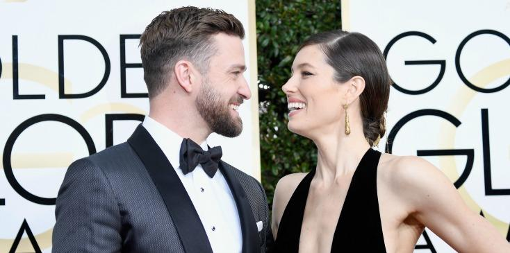 Jessica Biel Birthday Justin Timberlake Instagram Post Long