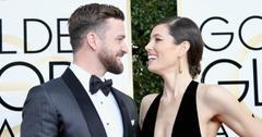 Jessica Biel Birthday Justin Timberlake Instagram Post Long