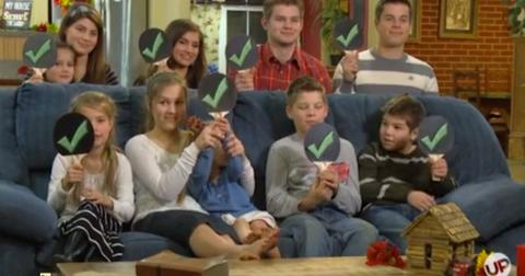 Bringing up bates siblings