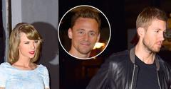 Taylor swift calvin harris tom hiddleston song better man lyrics break up split exes hero