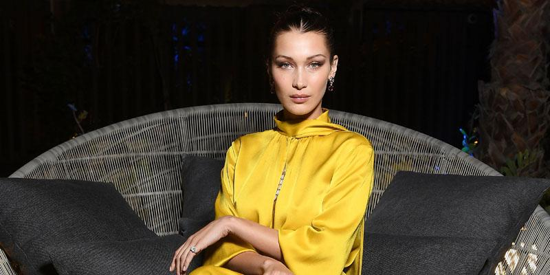 Bella hadid dating jordan clarkson