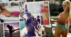 kate hudson most naked instagrams