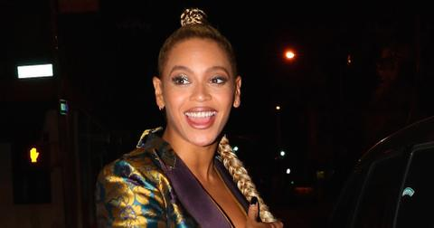 *EXCLUSIVE* BeyoncŽ celebrates with Jay Z, Nicki Minaj and T.I. until the early morning