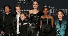 Angelina Jolie Kids Premiere PP