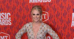 Carrie Underwood at the CMT Music Awards