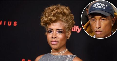 Kelis Alleges That Pharrell Williams Ripped Off Her Album Sales