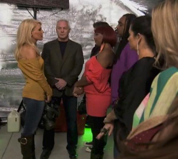 Gretchen Rossi on Marriage Boot Camp Reality Stars