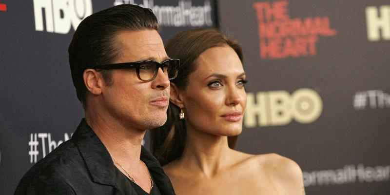 The Angelina Jolie Brad Pitt relationship timeline came to an end when Angelina filed for divorce.