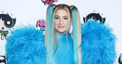 meghan trainor daryl sabara riley first child baby boy