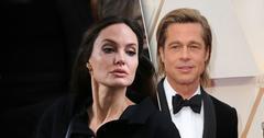Brad Pitt And Angelina Jolie Custody Battle Is Raging On Into The Holidays