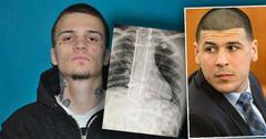 Inside Football Star Aaron Hernnadez's Jailhouse Lover Kyle Kennedy Freak Accident