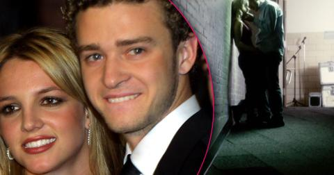 Britney Spears Justin Timberlake Relationship ok wide