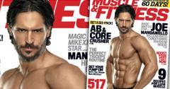 Joe muscle fitness