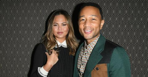 Chrissy Teigen Chats About IVF Baby Number Two Embryo hero