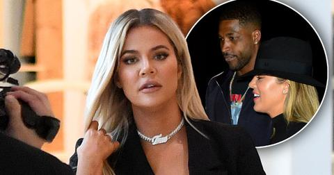 Khloe Kardashian And Tristan Thompson Joke About His Cheating Scandal