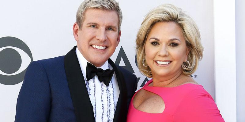 Todd And Julie Chrisley Red Carpet Settle $2 Million State Tax Evasion Case