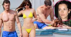 50 shades of grey steamy set photos dakota johnson bikini jamie dornan