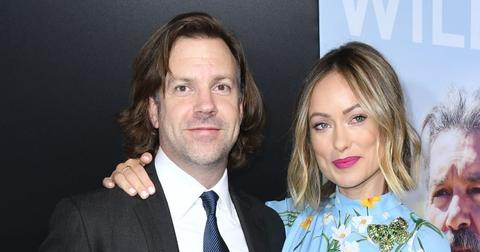 Olivia Wilde With Jason Sudeikis At Event