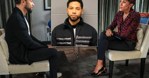 Jussie Smollett Arrest