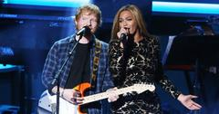 Ed sheeran beyonce duet interview
