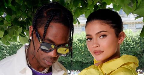 Travis Scott Says He Will 'Always' Love Ex-Girlfriend Kylie Jenner