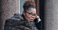 Janet Jackson Pregnant Baby Son Weight Gain Long