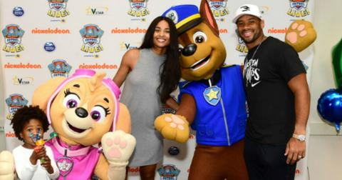 Ciara Husband Russell Wilson Kim Kardashian Takes Son To Paw Patrol Photos hero